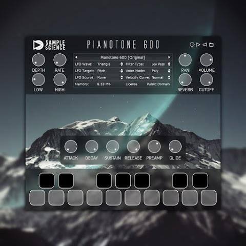 Pianotone 600