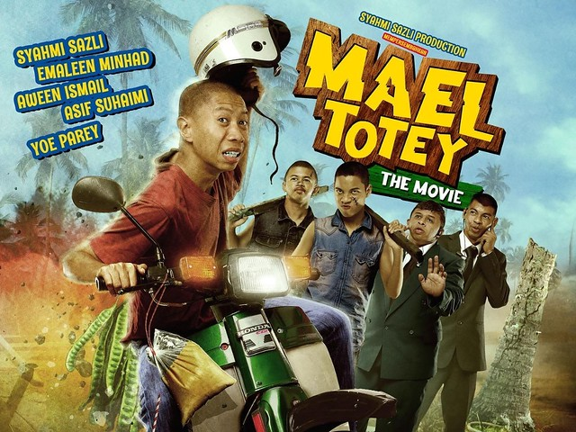 Sinopsis Filem Mael Totey The Movie