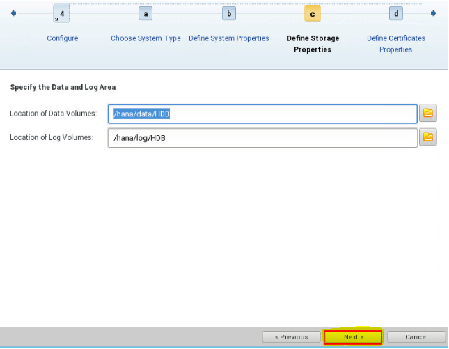 Install SAP HANA 2 0 SP01 Database in SUSE Linux 12 SP02