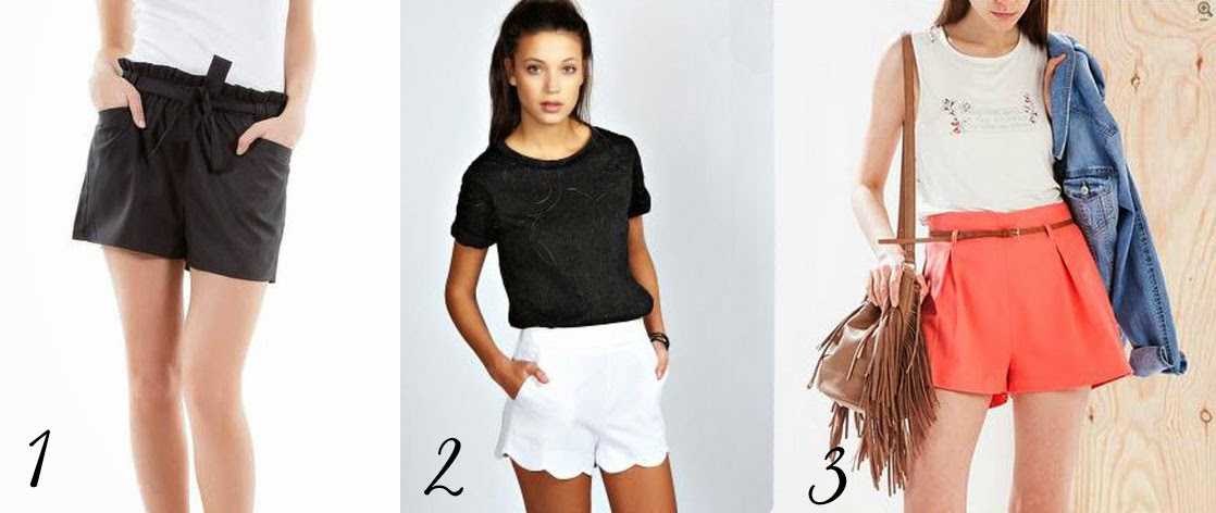 Top/Flop Tendances Printemps/Été 2015  short classe