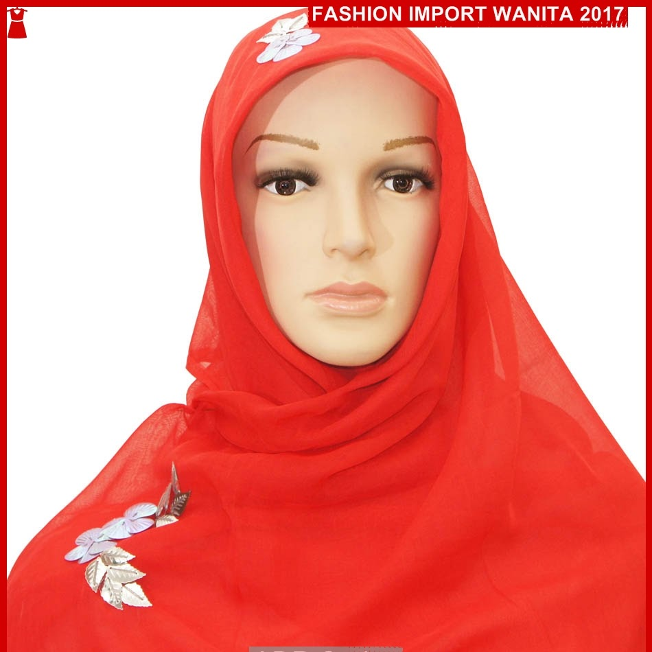 ADR157 Kerudung Cabe Merah Jilbab PY1 Import BMGS