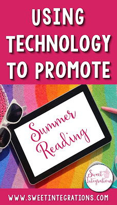 Many teachers and parents are using technology to promote summer learning, and now you can too! There are great websites, apps, programs, & more for elementary students here. As a teacher, you can promote these to students AND their families. Great for 2nd, 3rd, 4th, 5th, or 6th grade. Ideas for a book club, online reading, book reviews, book creation, apps, and website. Perfect for the parent seeking technology integration into the summer routine. (second, third, fourth, fifth, sixth graders}