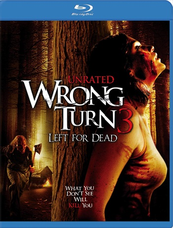 Wrong Turn 3 Left For Dead 2009 Bluray Download