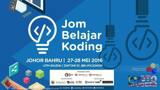 Jom Belajar Koding (JBK) Johor