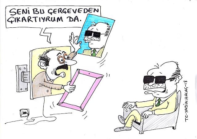 akpli karikatürü