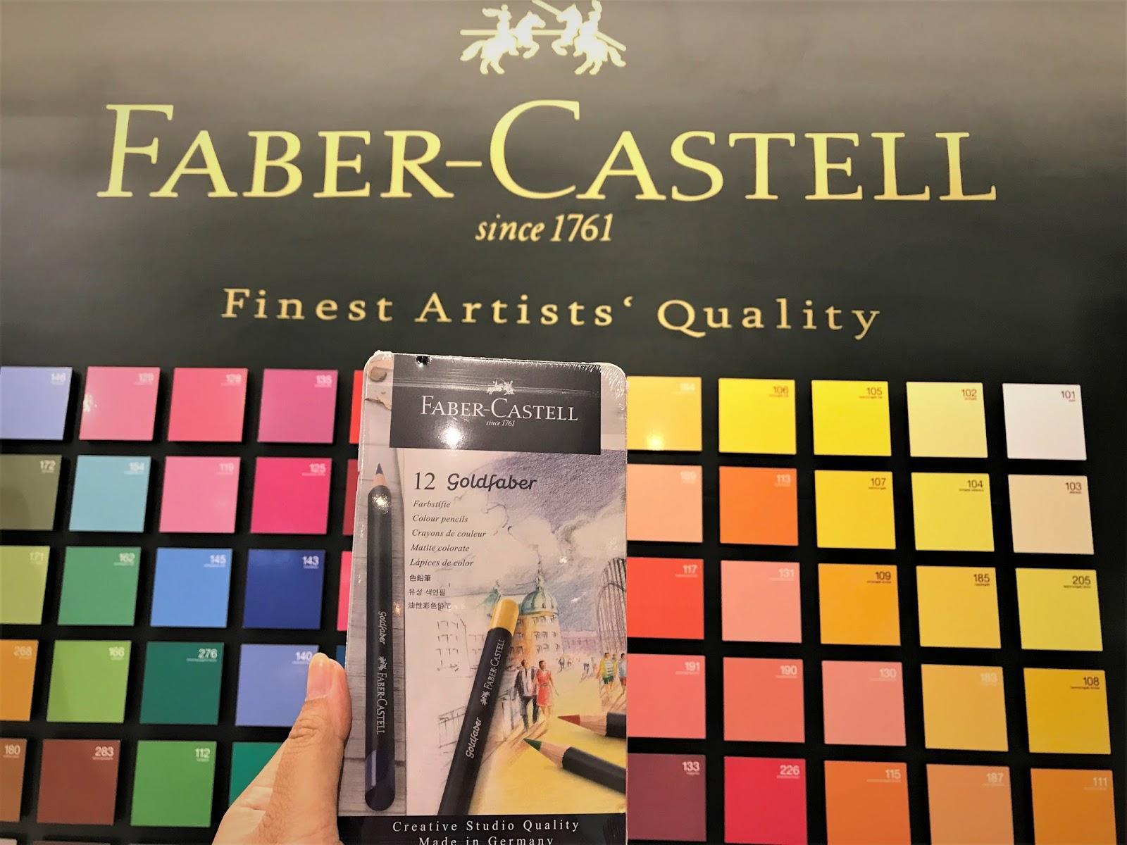Faber Castell Goldfaber Hadirkan Pengalaman Mewarnai Yang