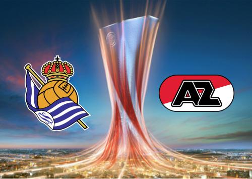 Real Sociedad vs AZ -Highlights 05 November 2020