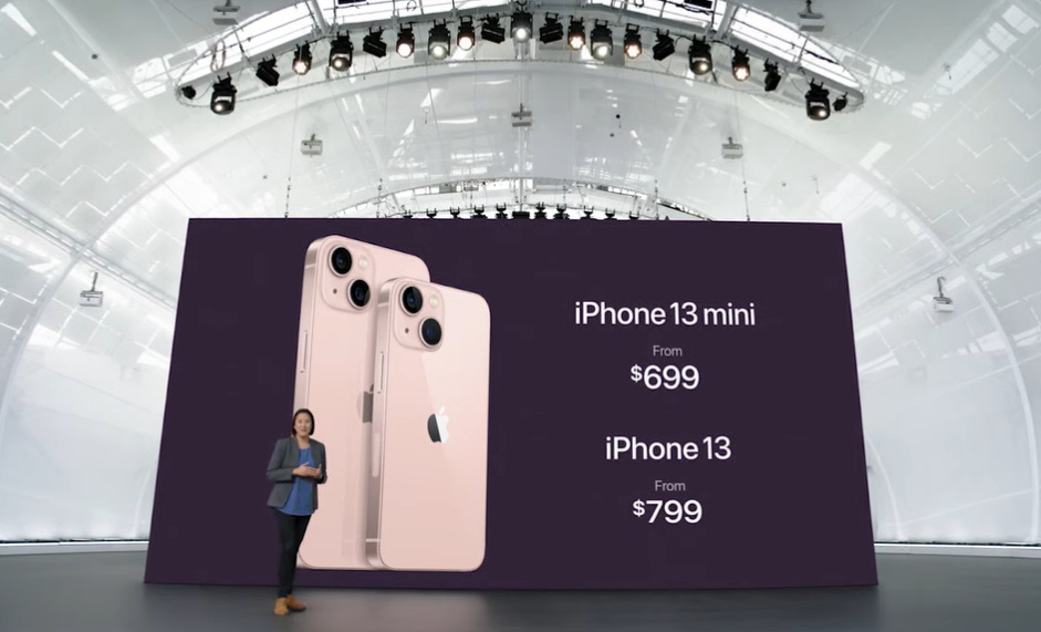 Apple iPhone 13 Prices, Apple iPhone 13 Mini Prices