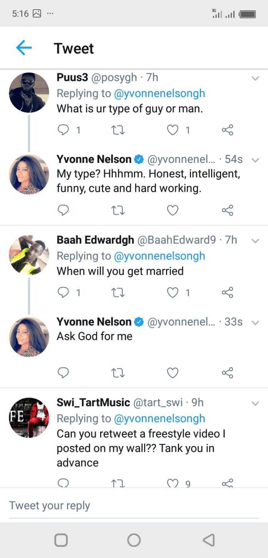I was disvirgined on 2017 Valentine's Day - Yvonne Nelson