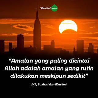 kata bijak islam tentang amal