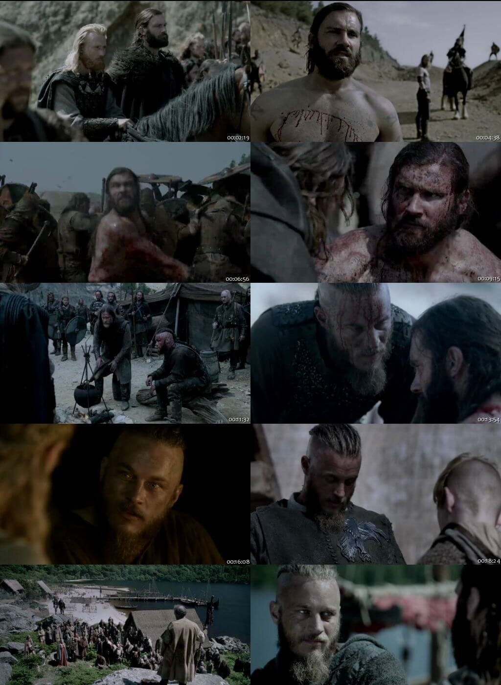 Vikings S02 Complete Hindi Download 720p WEBRip