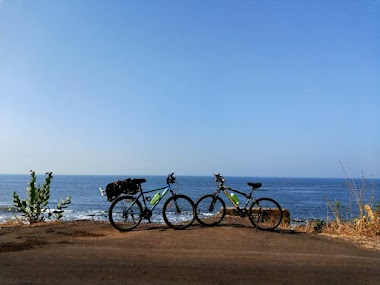 How To Cycle from Chiplun to Mumbai