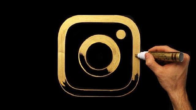darkmode instagram
