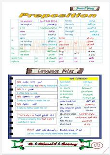 مذكرة لغة إنجليزية للصف الثاني الاعدادي الترم الاول 2021 لمستر محمد الشعراوي