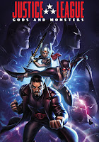 Justice League: Gods and Monsters 2015 English 720p BluRay