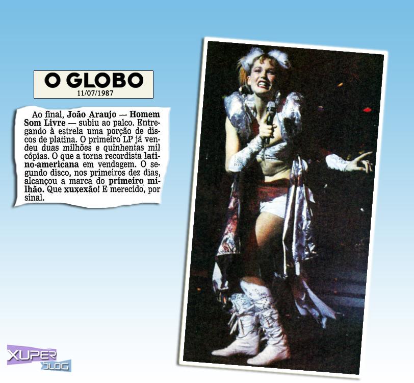 Mauricio Scherman - Scala Apresenta Show Golden Rio