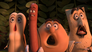Seth Rogen's Animated Food Movie 'Sausage Party' Crashed by SJWs, Accused of Racism