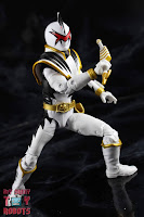 Power Rangers Lightning Collection Dino Thunder White Ranger 35