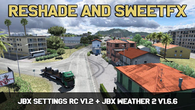 JBX Settings RC v1.2 - Reshade