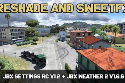 JBX Settings RC v1.2 - Reshade