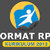 Format RPP Kurikulum 2013 Revisi 2018 untuk Jenjang SMP/MTs