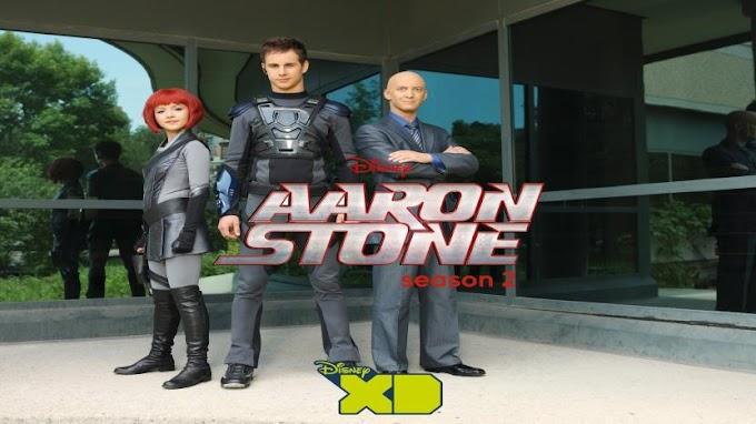 Aaron Stone - Season 02