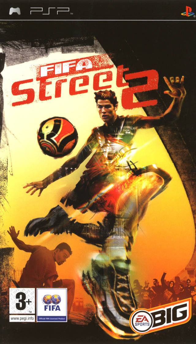 FIFA Street 2 PSP ISO PPSSPP For Android