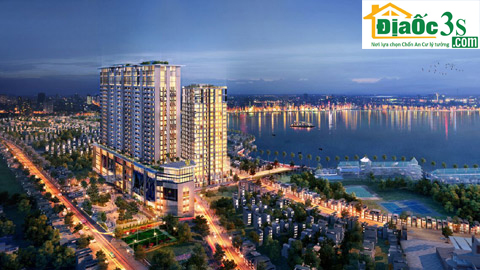 Tổng quang căn hộ mẫu Sun Grand City Thuy Khue Residence