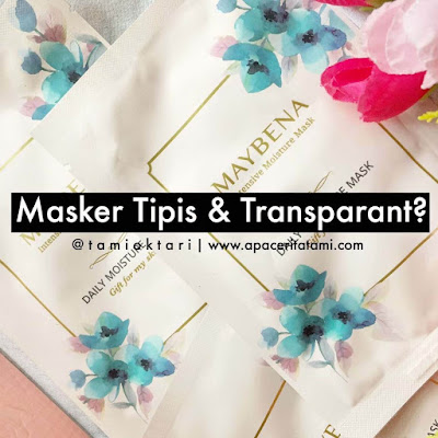 [REVIEW] Maybena Intensive Moisture Mask