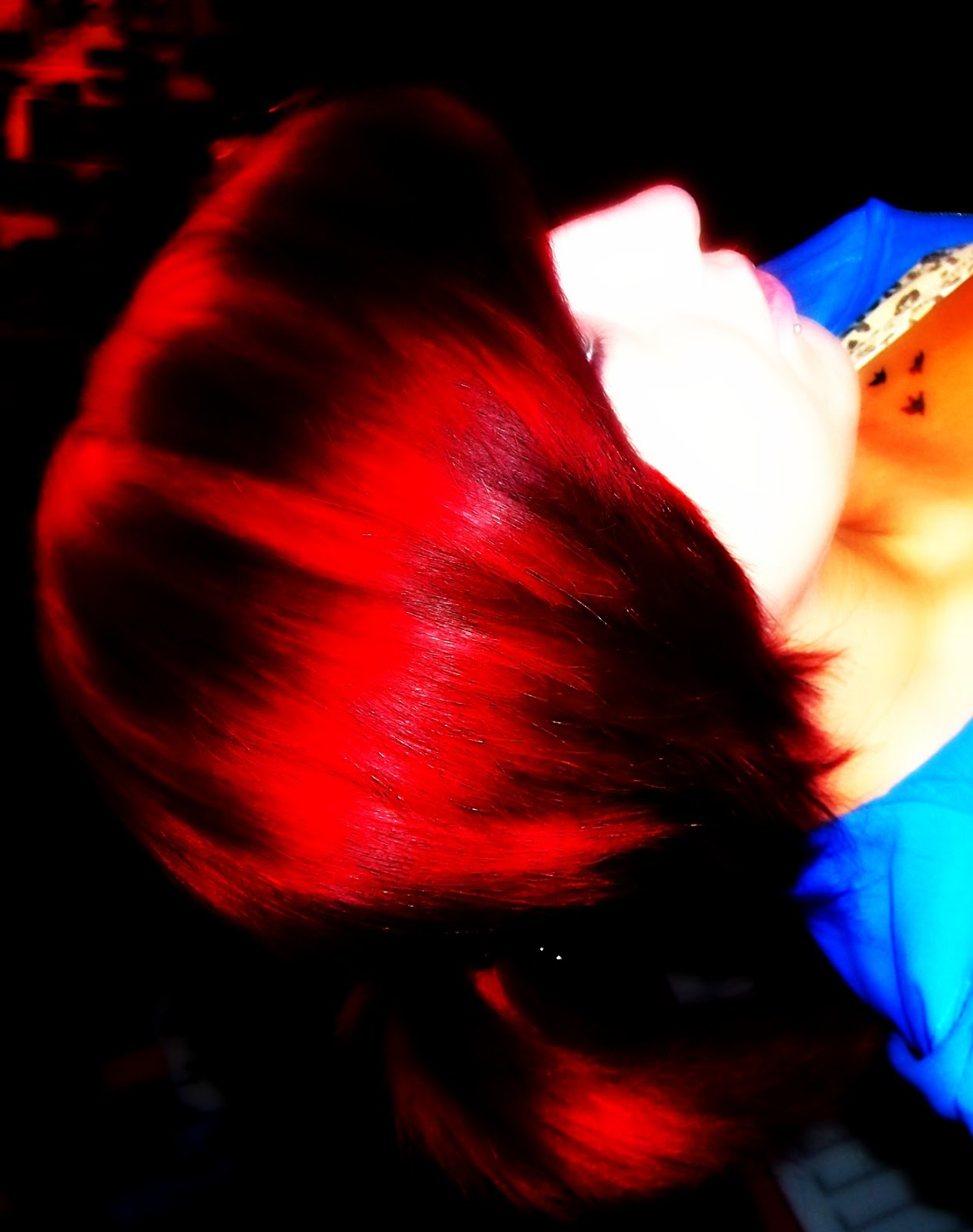Photo of Ofaglasgowgirl with red hair