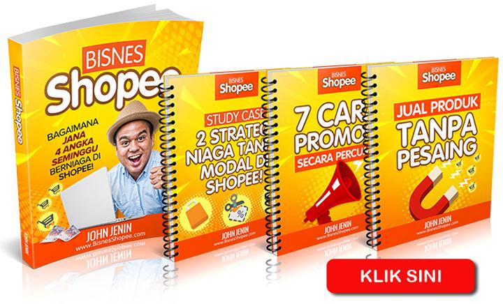 Panduan Bisnes di Shopee