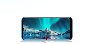 iTel-P36-Pro-Display