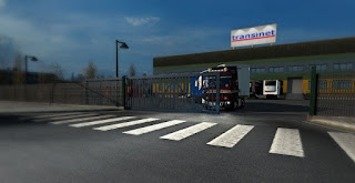 Animasi Gerbang ets2