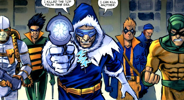 Rogues DC