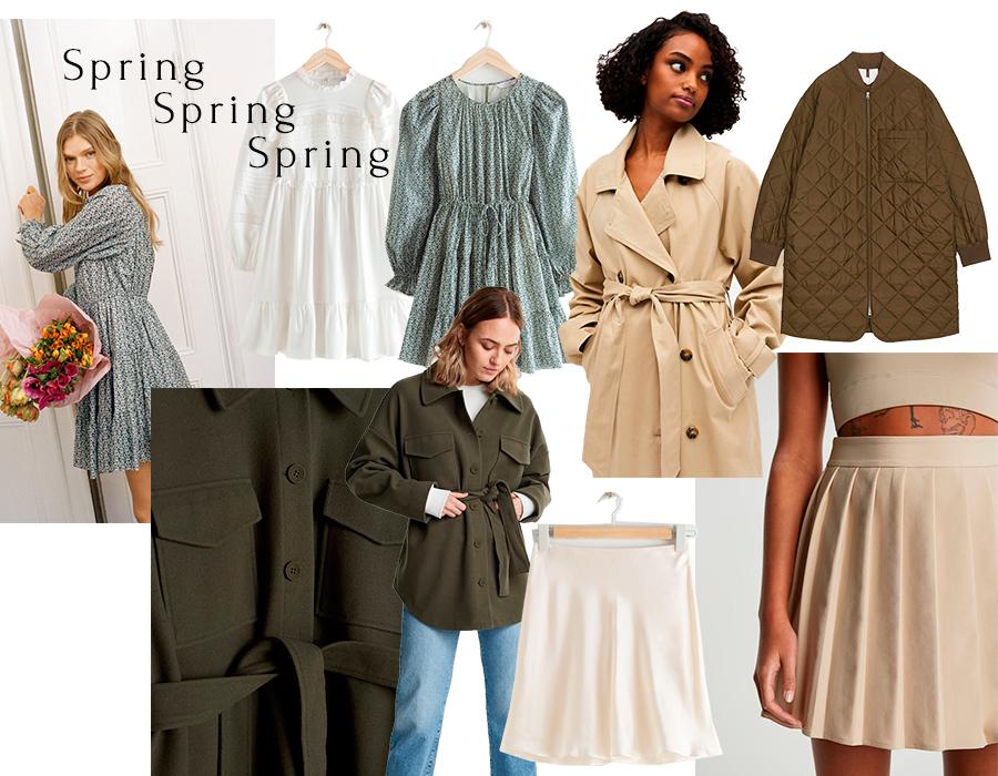 Kevätmuoti 2021 // Spring fashion 2021