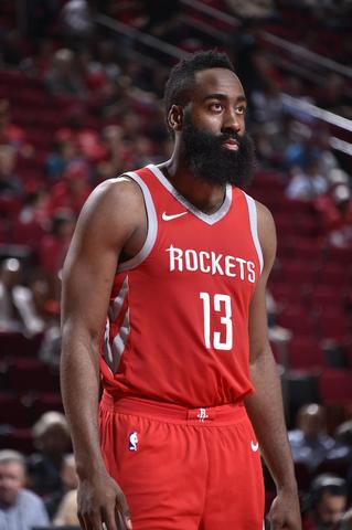 Le barbu le plus célèbre de la NBA