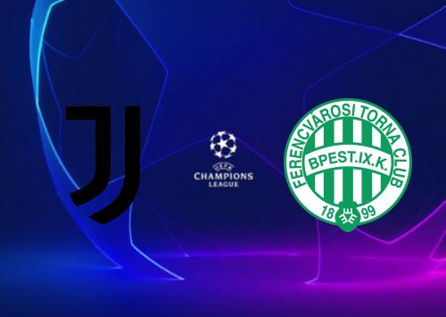 Juventus vs Ferencvaros -Highlights 24 November 2020