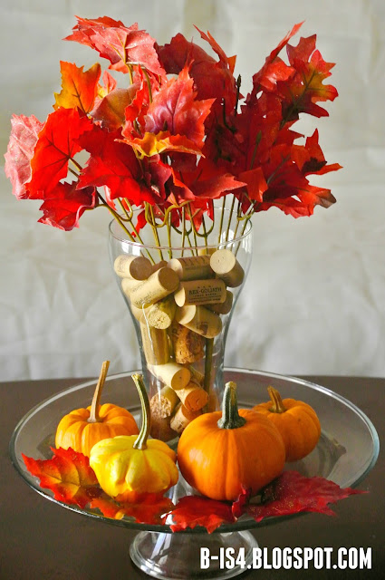 Autumn Decor, Thanksgiving Table
