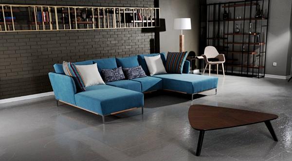 Model Kursi Sofa Minimalis Terbaru Untuk Santai di Ruang Keluarga - Desain Simple Kursi Sofa Minimalis Modern