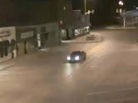 Rekaman UFO Menculik Sebuah Mobil Di Dakota?