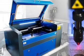 Prelucrari laser