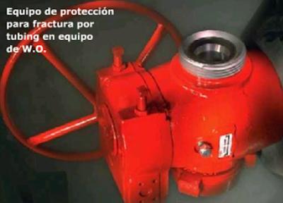 equipamiento de fractura hidraulica equipo proteccion
