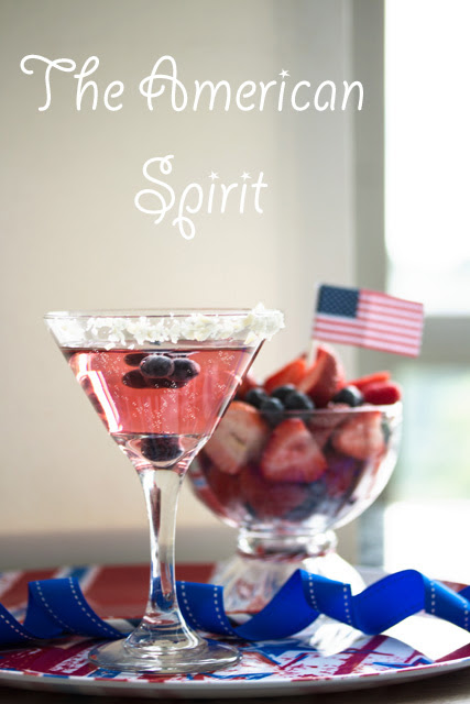 Sips & Spirits: The American Spirit