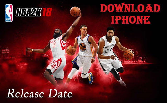 Download NBA 2K18 for iPhone iOS