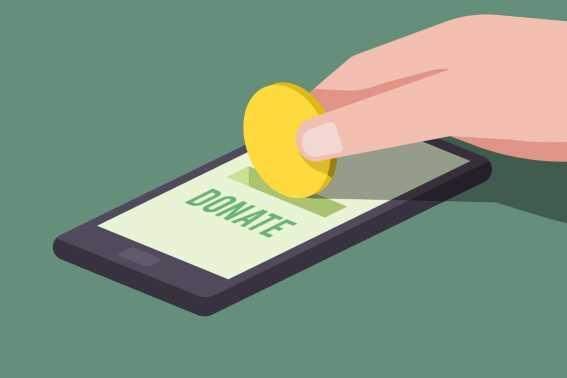 Tips Donasi Online Dengan Aman