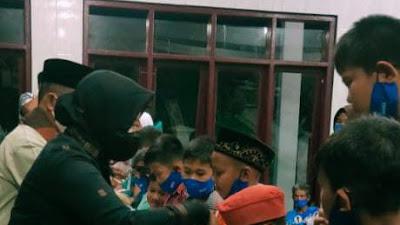Pemerintah Mesti Hadir Optimalkan Perhatian Pada Anak Yatim, Tegas Rezka Oktoberia