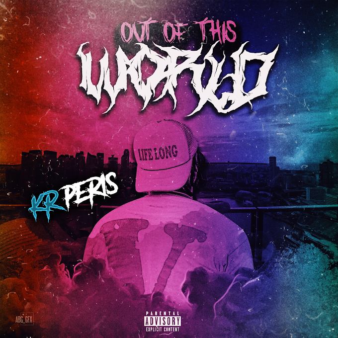 """Rapper KR Peris Dropping New EP-- """"Out of This World"""""""