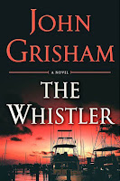 The Whistler by John Grisham, book cover and review