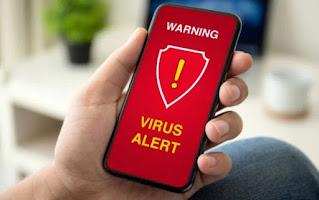 cara menghilangkan malware di HP