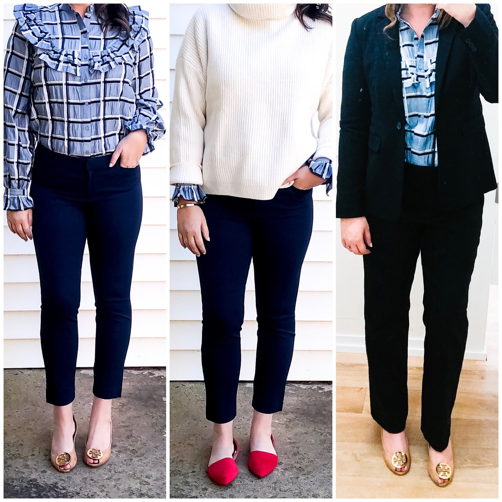 Work Wear Capsule Wardrobe